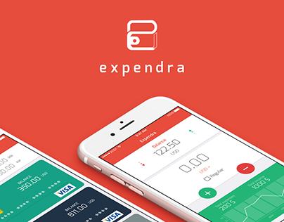 Expendra - Mobile App