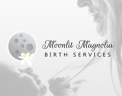 Logo + Website Design for Moonlit Magnolia