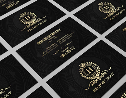Hector Group Brand Identity Design