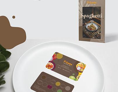 Branding Design - Pitaya by juicecode cafe