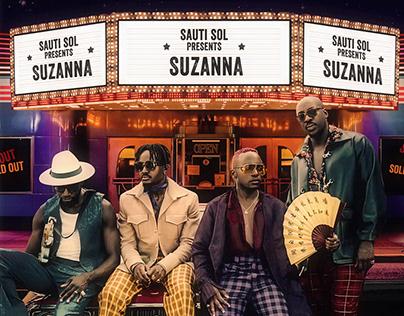 Sauti Sol - Suzanna Cover Art