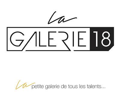 Affiche expo Atelier 18