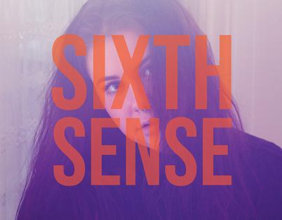 Sixth Sense | Visual Identity