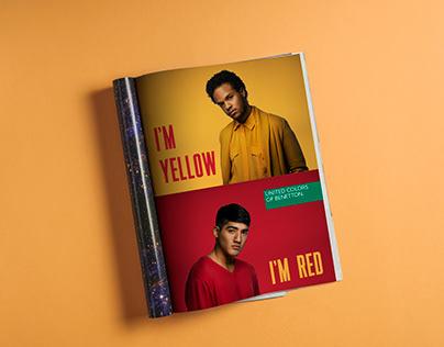 Todos los colores | Fotografía Publicitaria