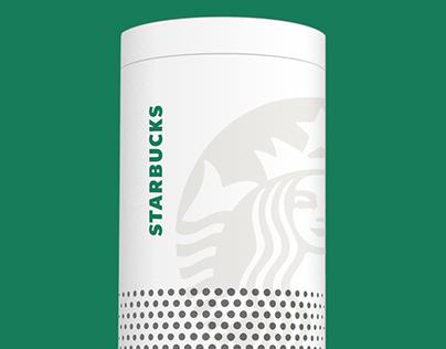 Starbucks + Amazon