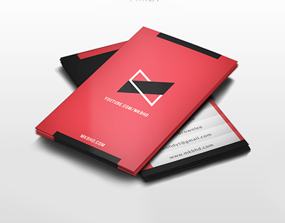 MKBHD Business Card