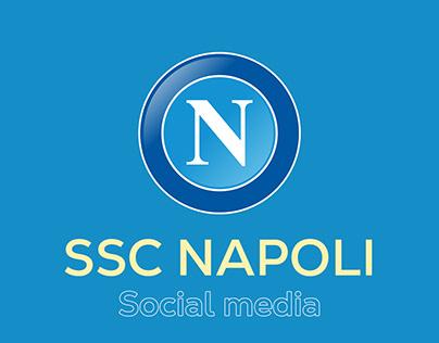SSC Napoli - Social media