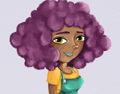 Character Design: Abigail