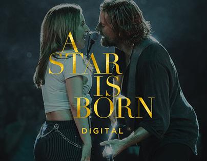 A Star Is Born - Digital Spot