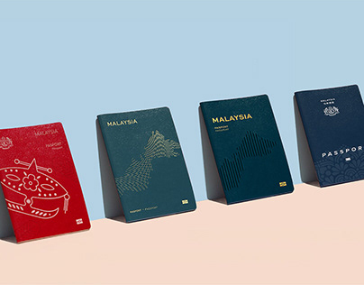 Malaysian Passport Redesign