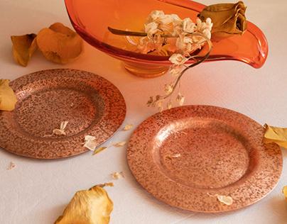 Copper Dishware