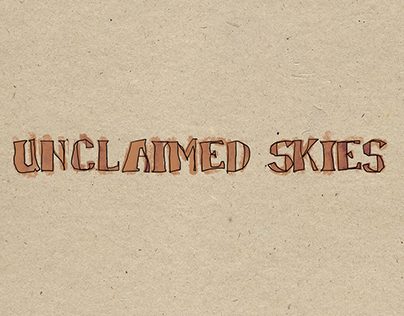 Unclaimed Skies (game + concept art)