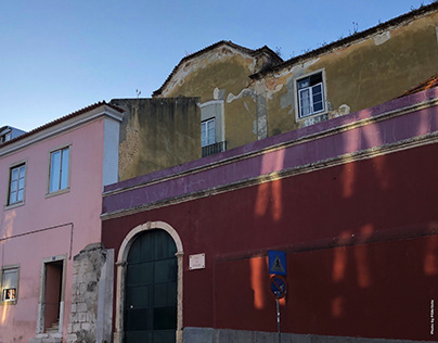 Lisbon Art Memories