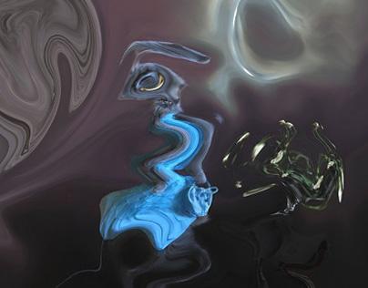 Lucid dream & vivid feat. Mark Tompkins