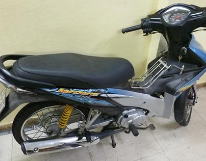 Thuê xe máy Hà Nội