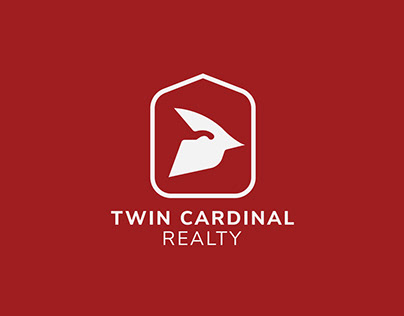 Twin Cardinal Realty | Brand Identity