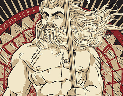 Official Týr - Vinland Raid 2014 Shirt Designs