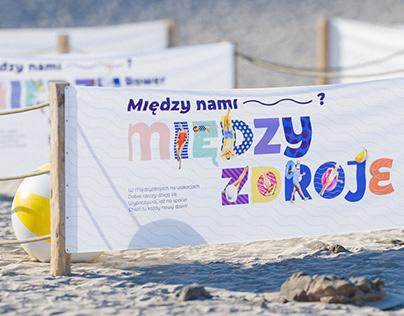Summer Campaign for Miedzyzdroje