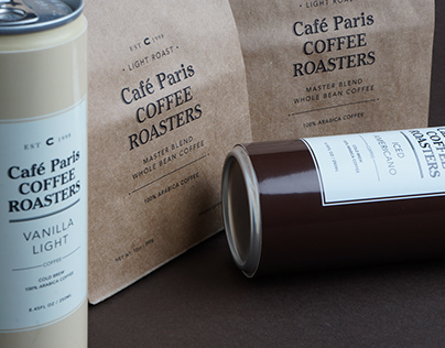 Cafe Paris Coffee Roasters