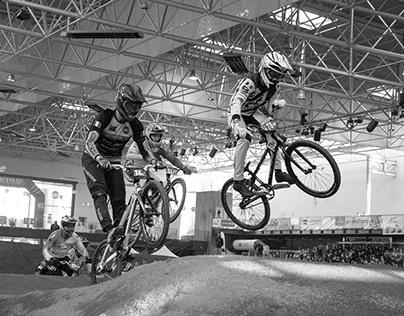 BMX - Caen Indoor