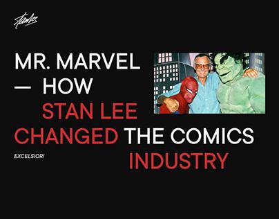 LONGREAD - Stan Lee (biography website)