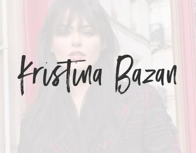 The Fashion Diary by Kristina Bazan