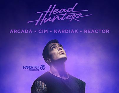 Hardside 2019 Flyer