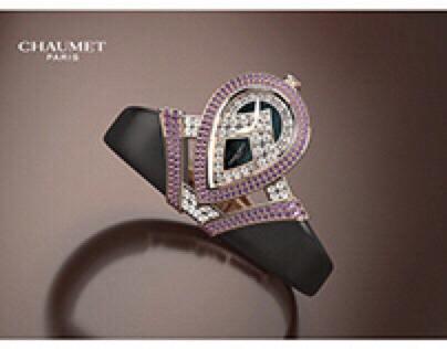 """""""12 Vendôme"""" Concept Watch"""