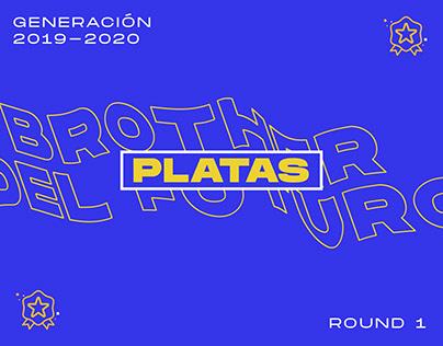 PLATAS: Curso Brother del Futuro 19 - 20