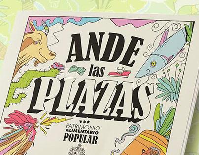 ANDE LAS PLAZAS (Catálogo turístico Bucaramanga)