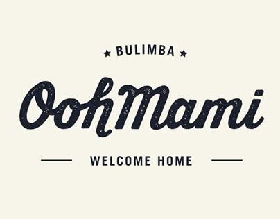 OOH MAMI - Concept & Brand Development