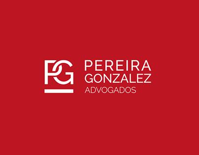 Identidade Visual Pereira Gonzalez Advogados