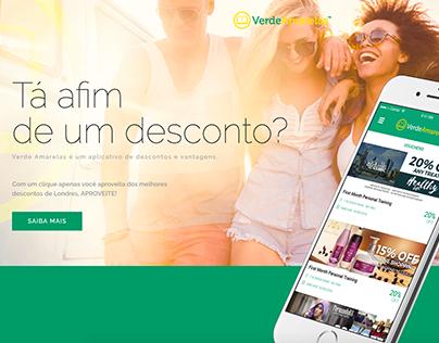 Verde Amarelas - Web
