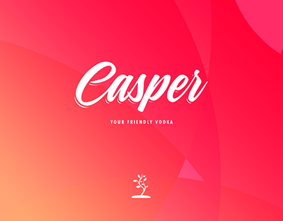 Casper_Your Friendly Vodka