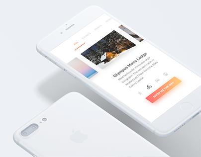 2016 Interface Exploration