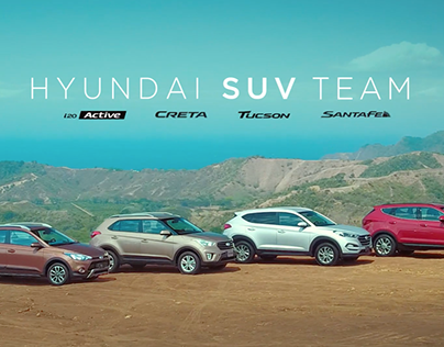 Hyundai - SUV Line Up (TVC)