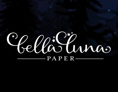 bella luna paper  |  custom design stationery company
