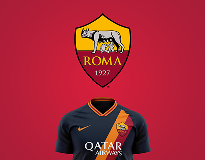 AS Roma | Classic Concept | Nike Football