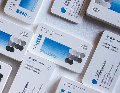 Card AAOO studio