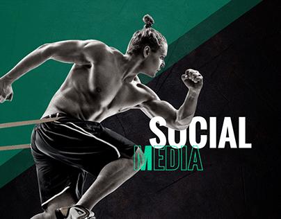 Social Media _ GYM
