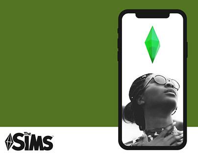 The Sims — AR Lens
