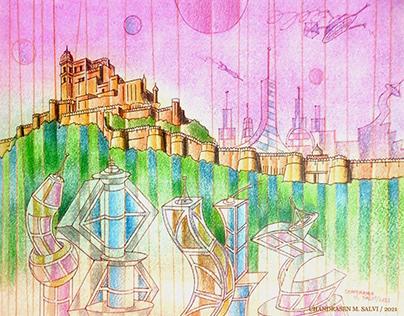 Kumbhalgarh Fort 2050