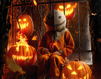 The Great Autumn Spirit - Sam from Trick 'r Treat
