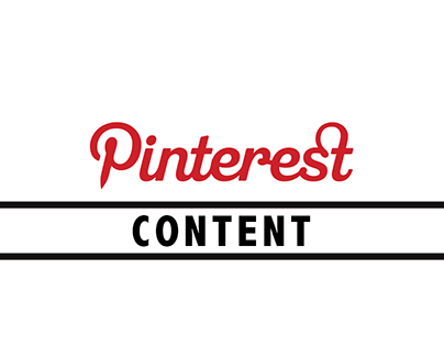 Pinterest Visual Content