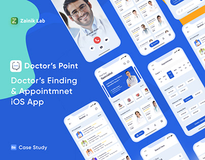 Doctor's Point - Online Appointment & Medical iOS App