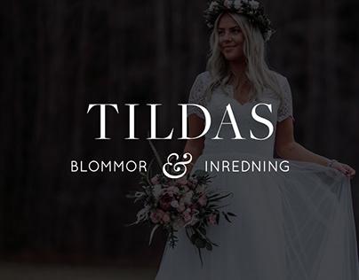 TILDAS BLOMMOR Branding
