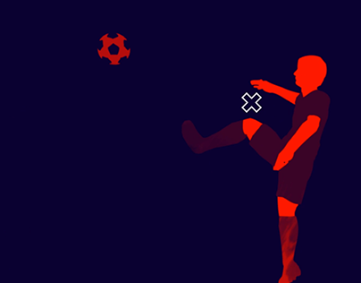 Revier Dubai - EURO 2020 Social media post