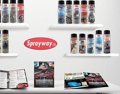 Sprayway Branding