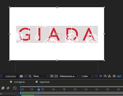 Interaction Animation UI/UX GIADA Christmas