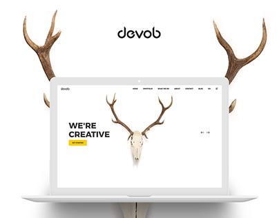 Devob Agency Template